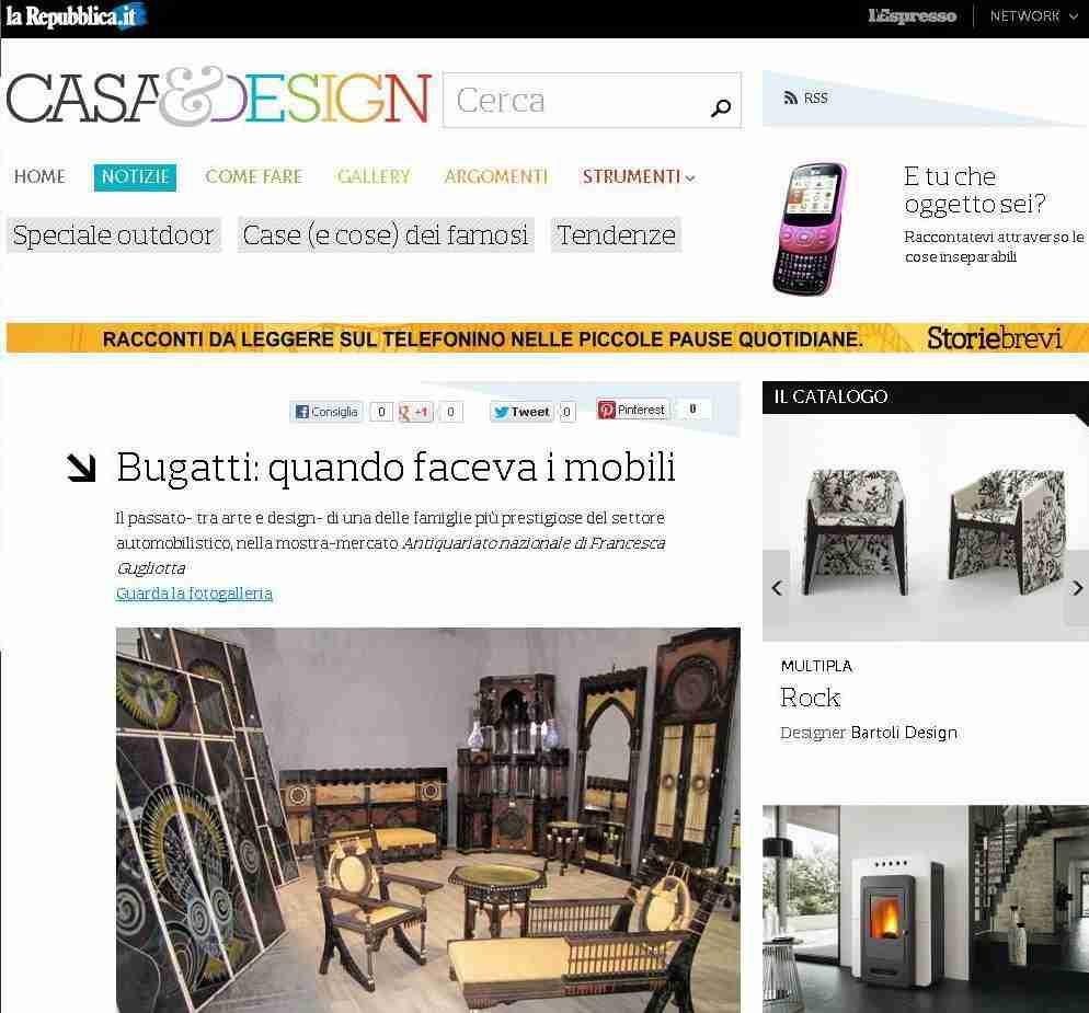 casa design pubblica nostro articolo sulla