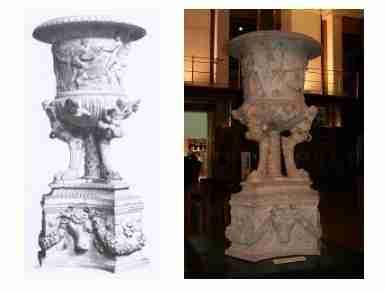UN VASO di PIRANESI   The Piranesi Vase in the British Museum