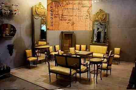 ingresso di gusto Luigi XVI reca eticchetta Ducrot