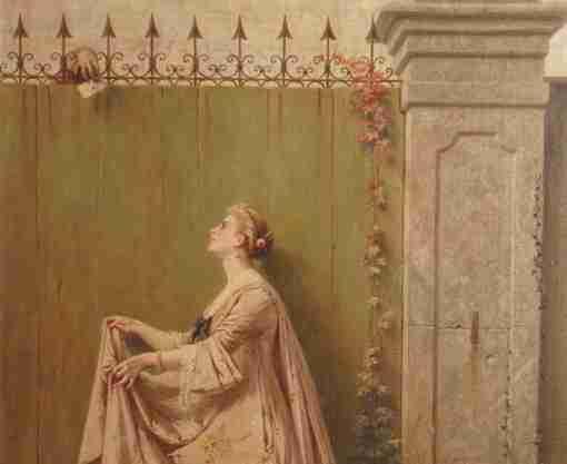 Dipinto Luigi Crosio