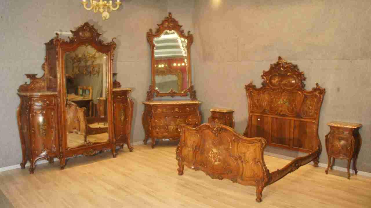 Prezzi Camere Da Letto Gotha camera da letto barocchetto – gabriele gogna