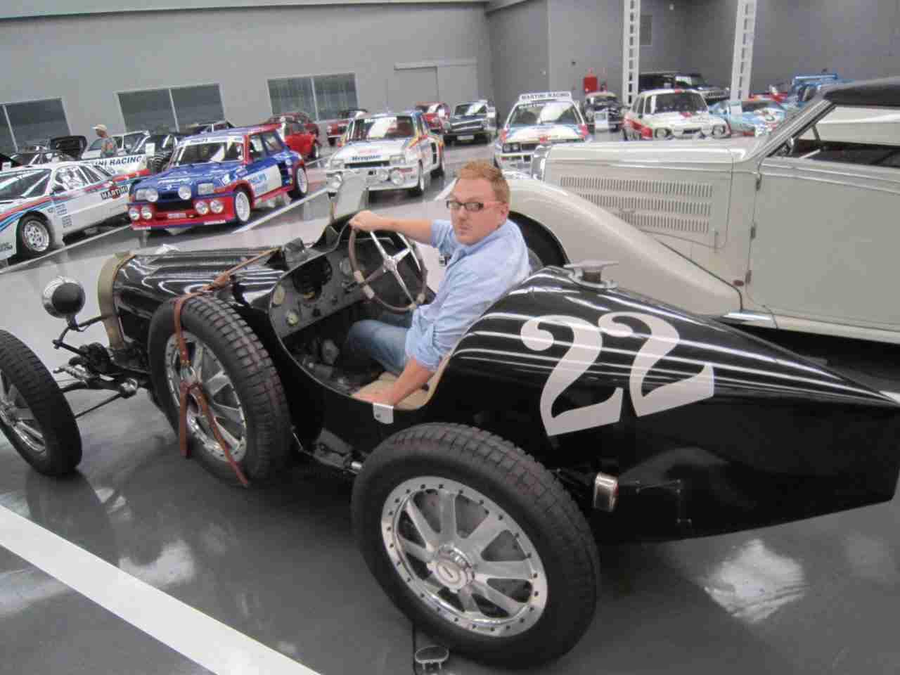 Bugatti Ettore auto d'epoca gognasrl