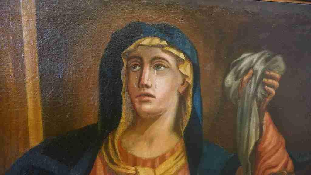 21 dipinto olio su tela
