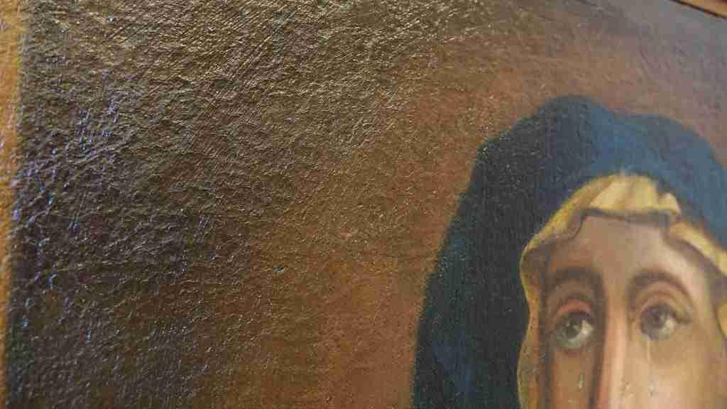 27 dipinto olio su tela