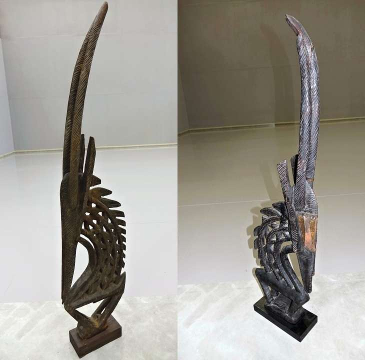 01 scultura africana