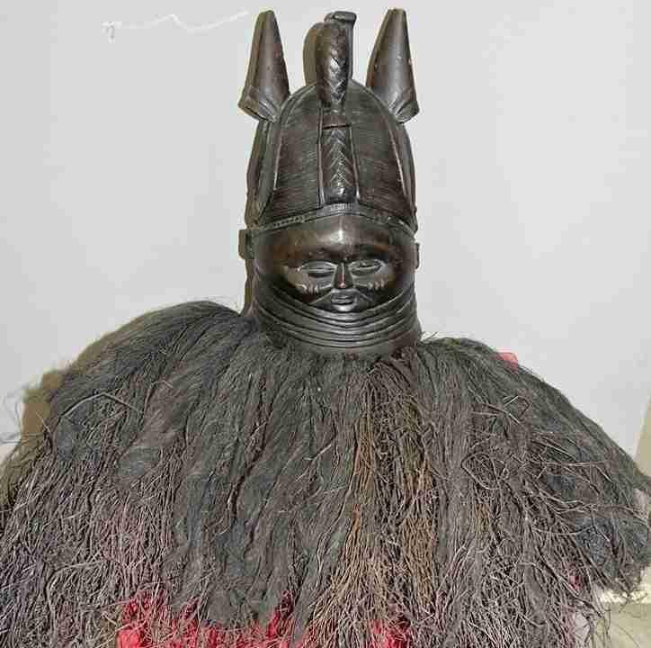 19scultura africana