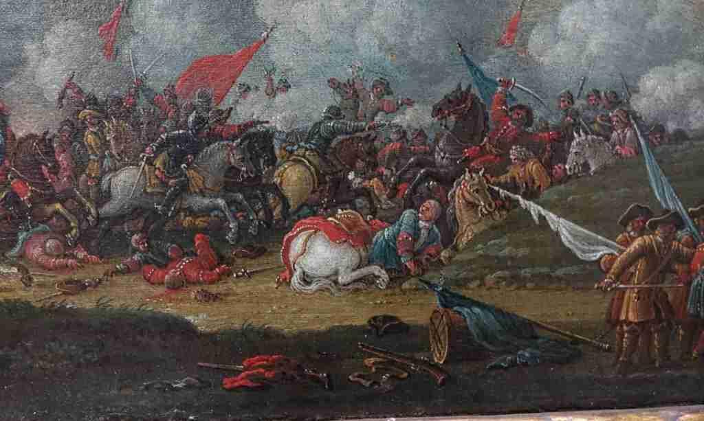 Tortona quadro castello Grevenbroeck 11