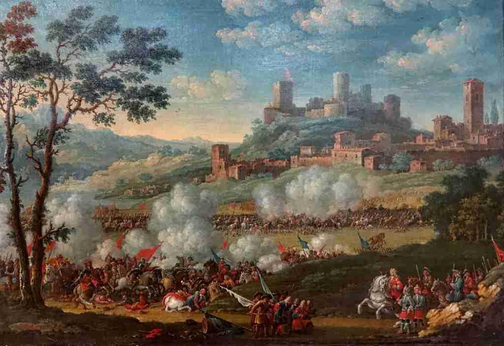 Tortona quadro castello Grevenbroeck 2