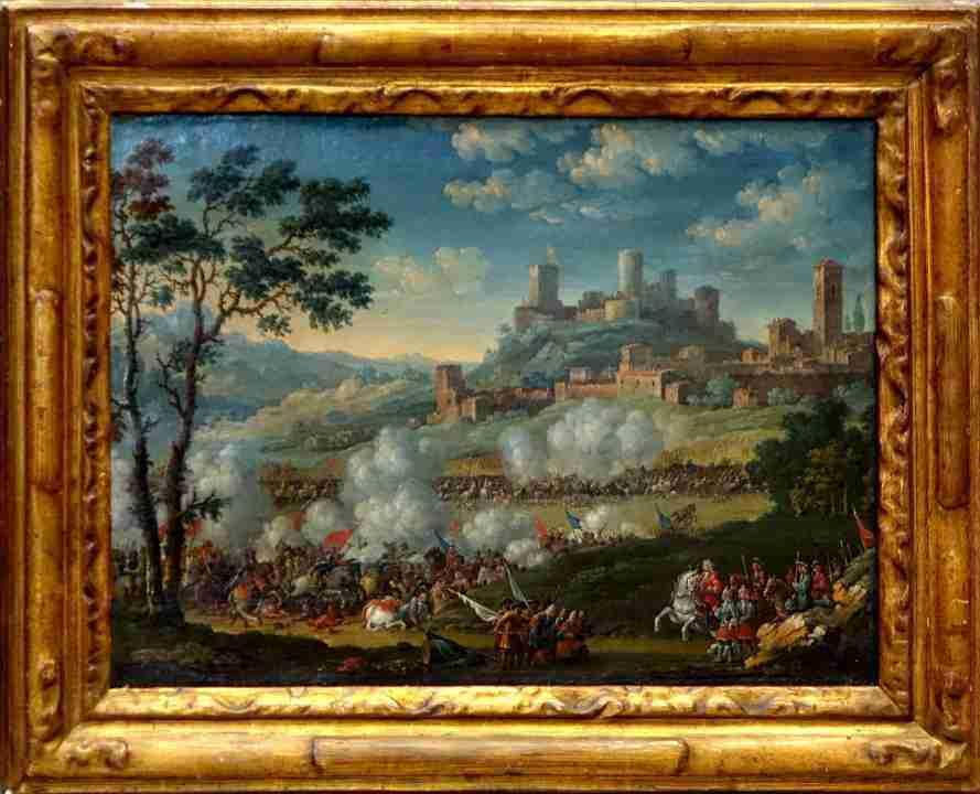 Tortona quadro castello Grevenbroeck 3