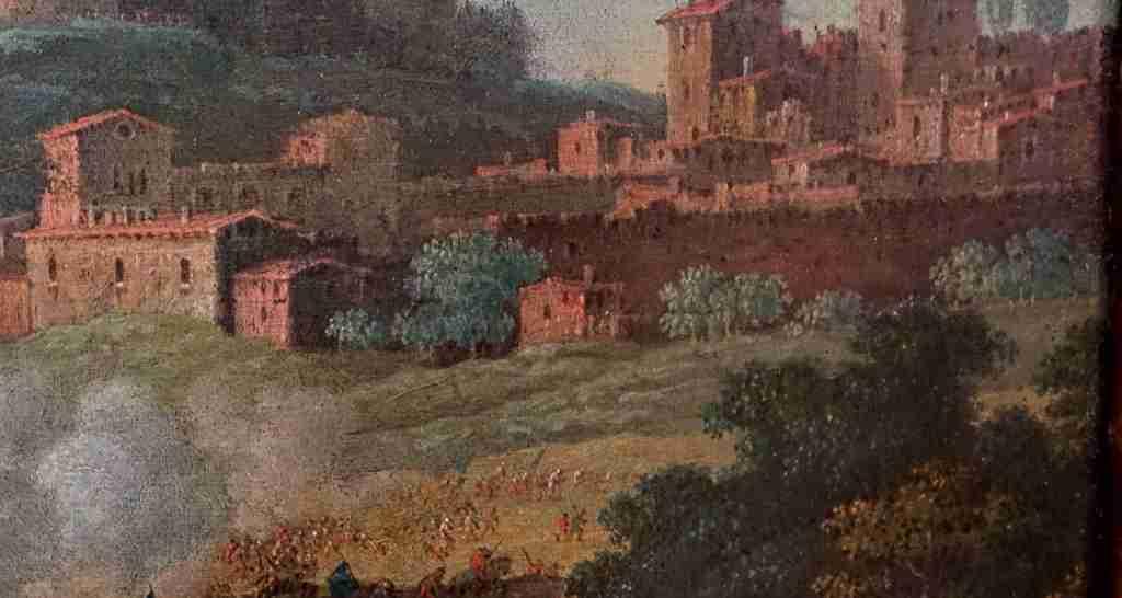 Tortona quadro castello Grevenbroeck 7