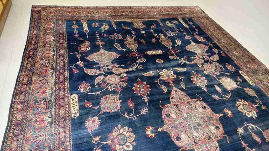 tappeto persiano 16