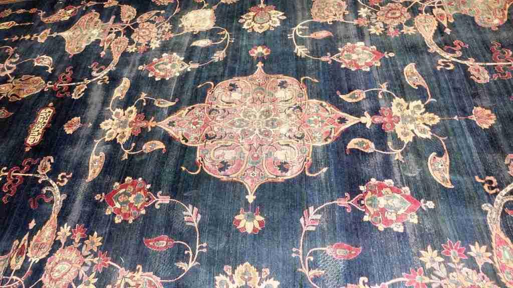 tappeto persiano 17