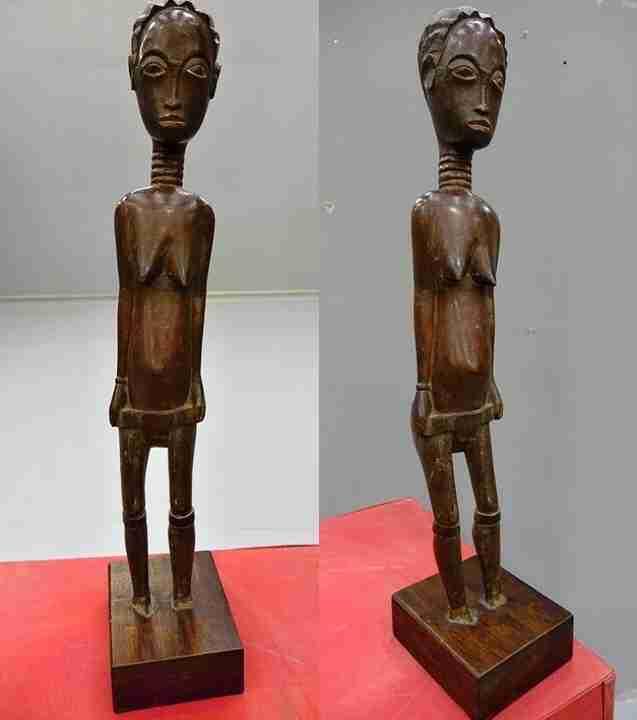 10scultura africana
