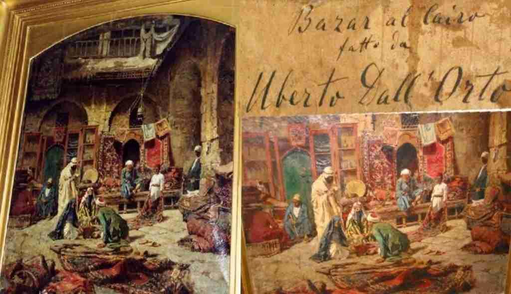 Dell orto Uberto 1882