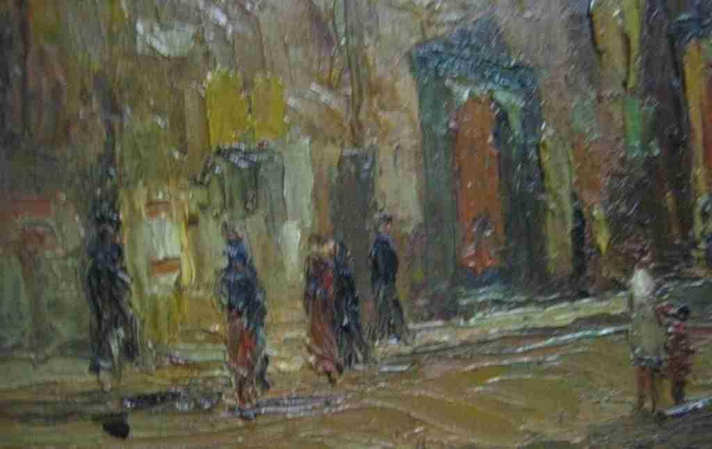 Dipinto Ciardi Beppe