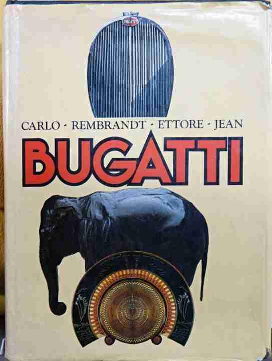 Pensile Carlo Bugatti 12