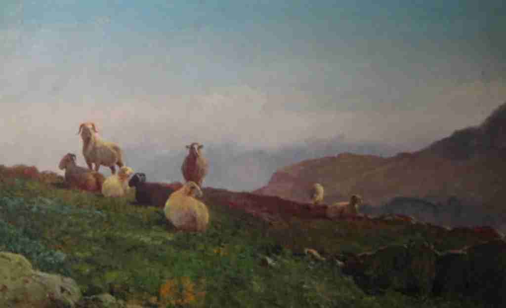 dipinto Bentivoglio Cesare