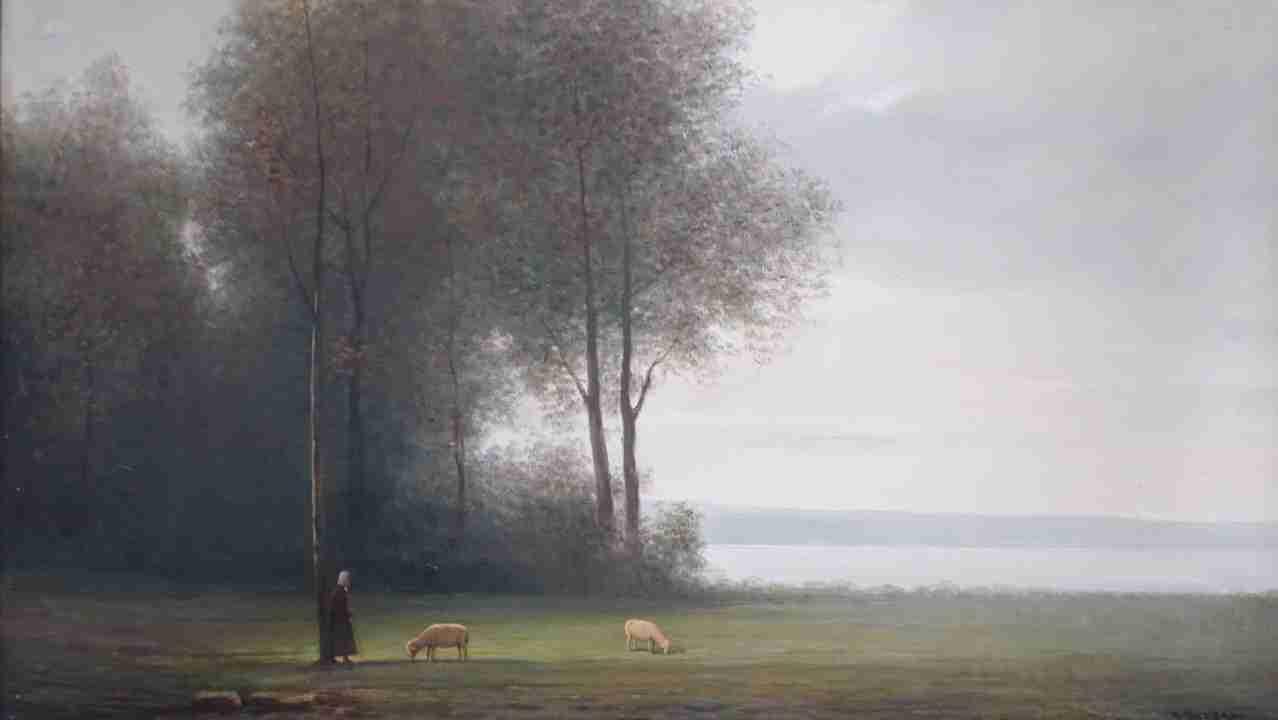 dipinto G Bazzani 30