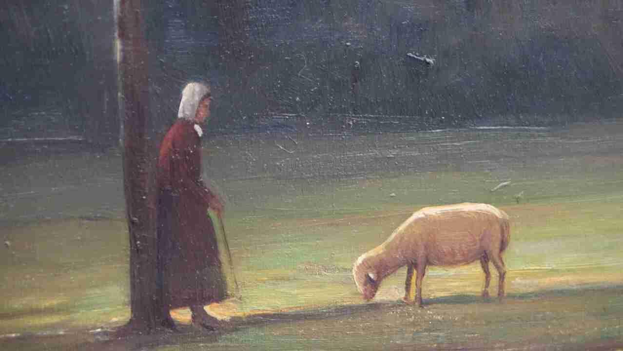 dipinto G Bazzani 35