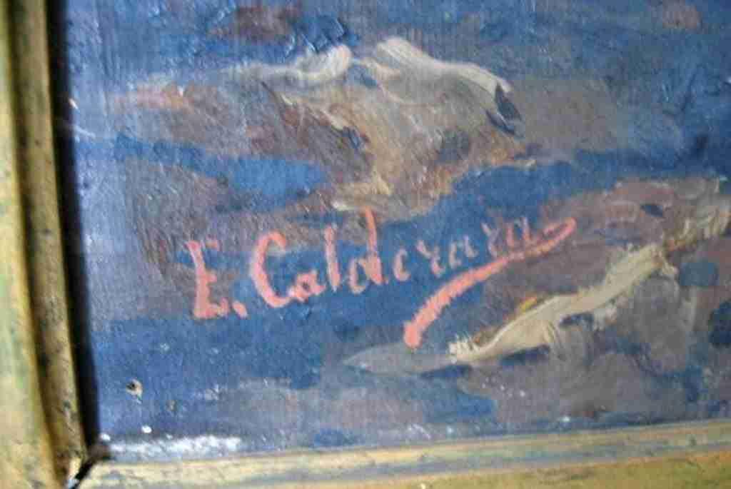 firma E Calderara