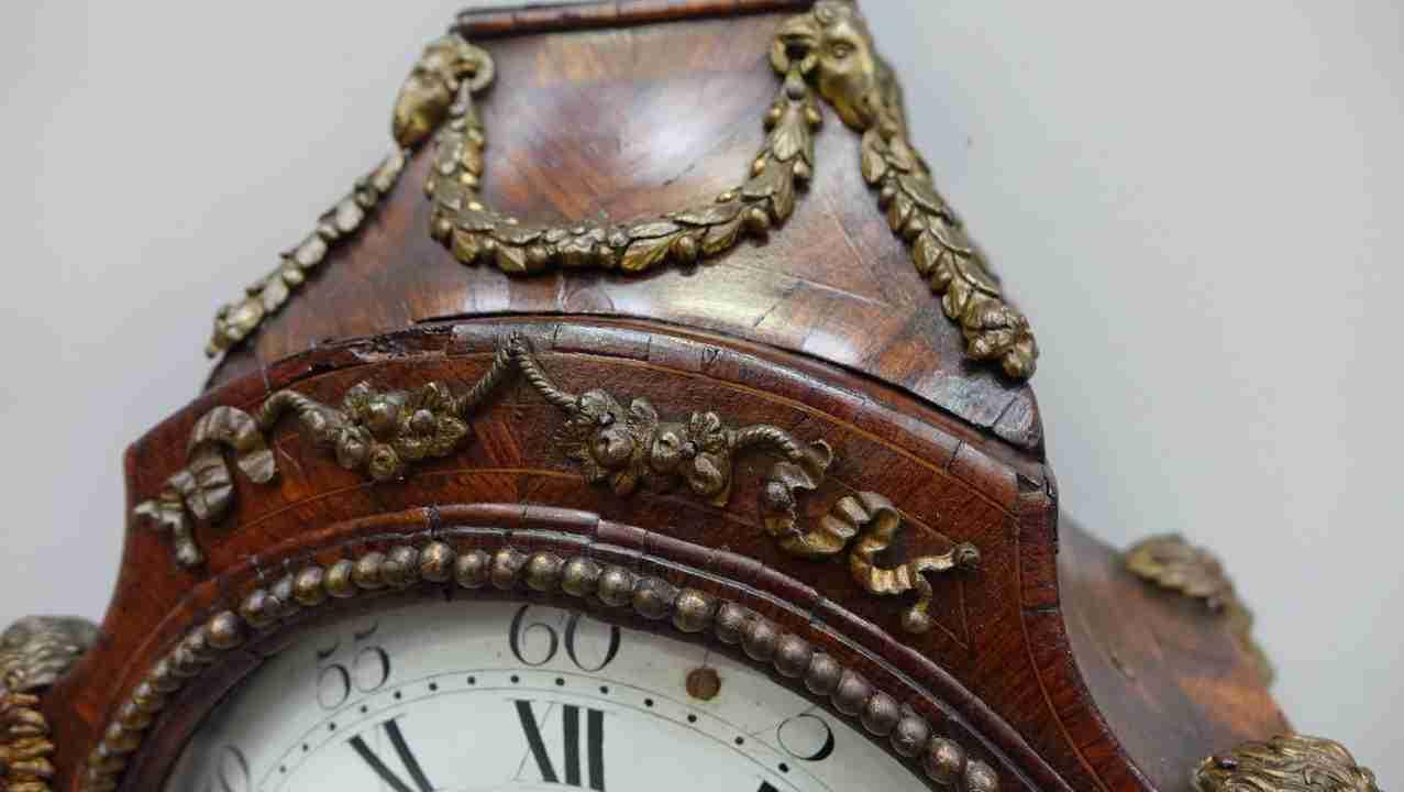 orologio bronzi 17