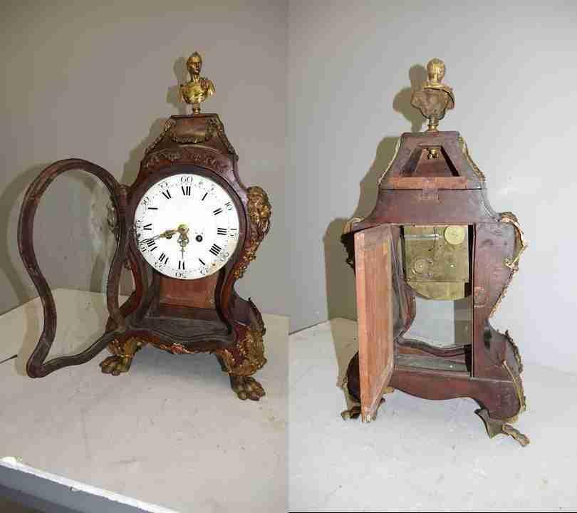 orologio bronzi 25