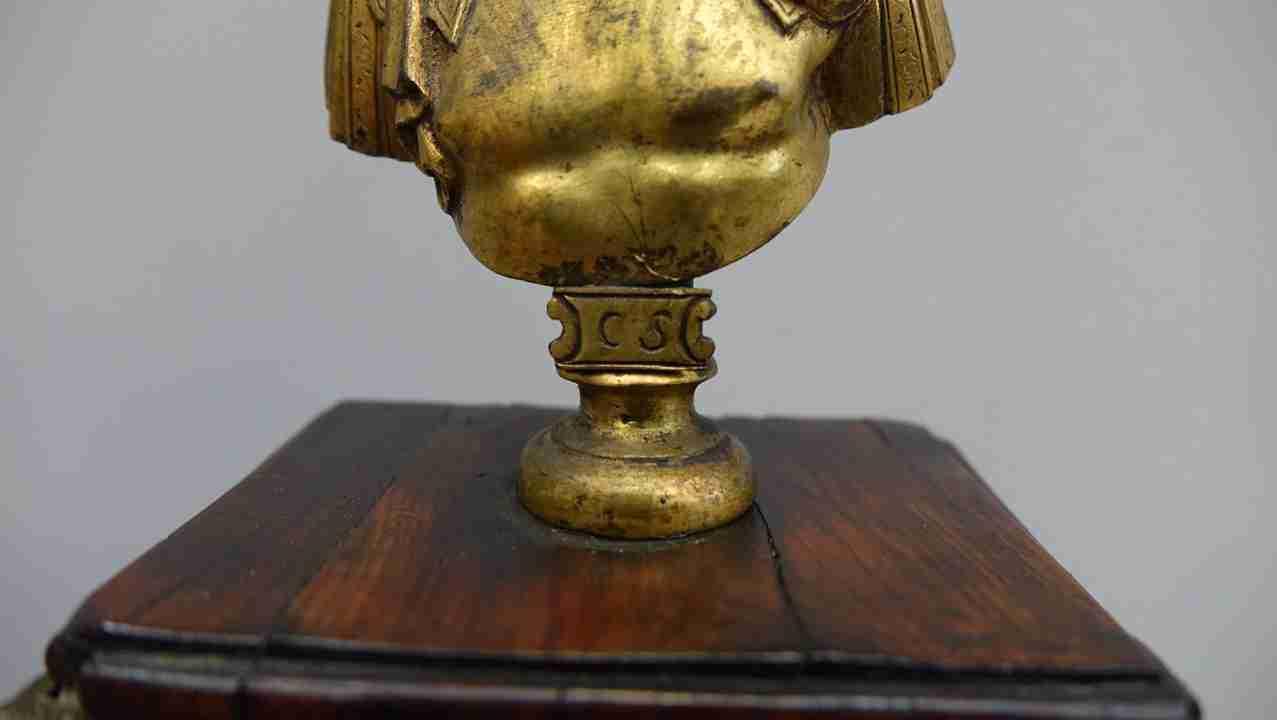 orologio bronzi 27