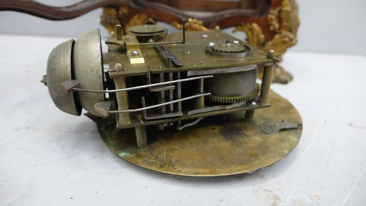 orologio bronzi 35