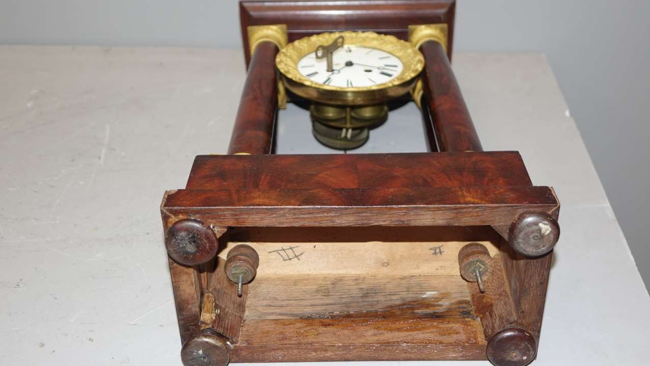 orologio impero bronzi 22