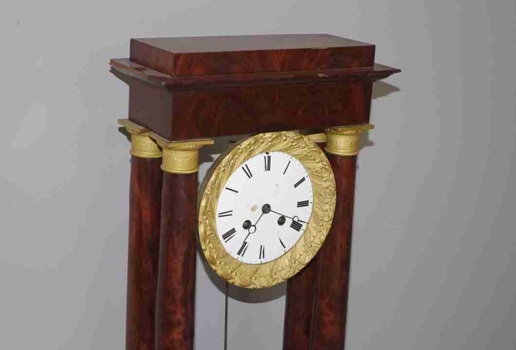 orologio impero bronzi 4