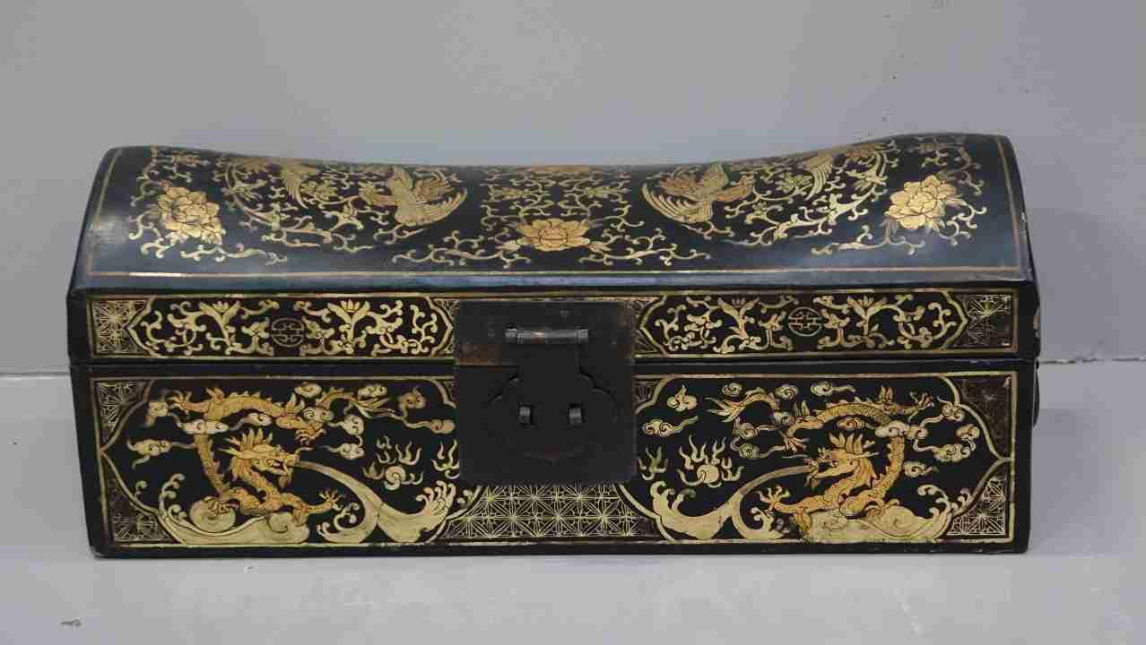Cofanetto Scatola Cina dinastia quing secolo XVII-XVIII