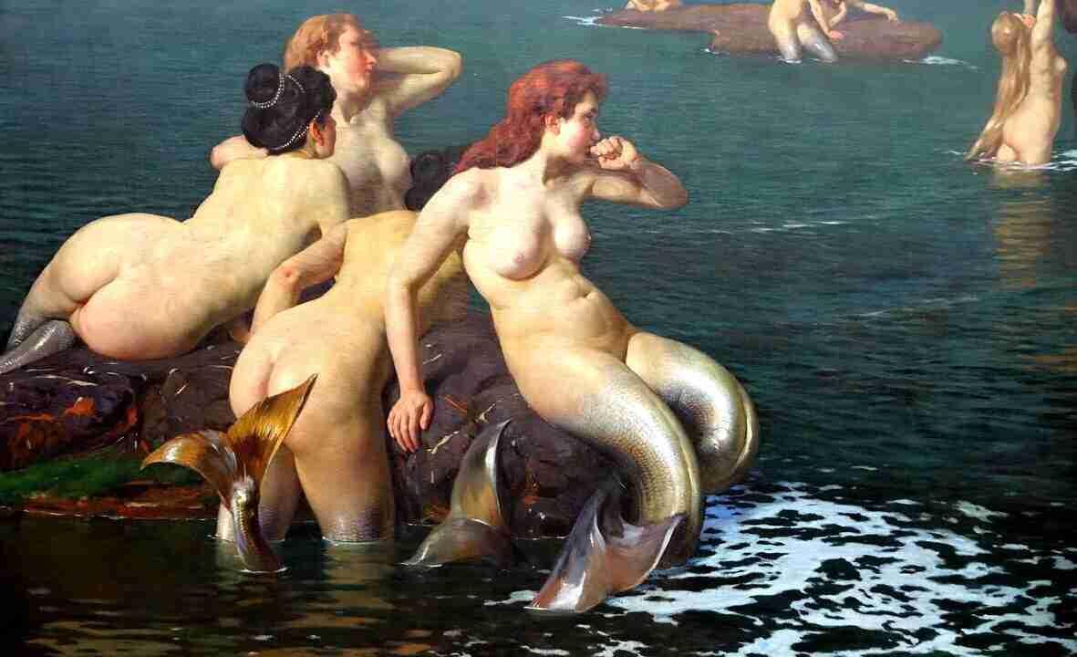 Cesare Viazzi Le Sirene_12