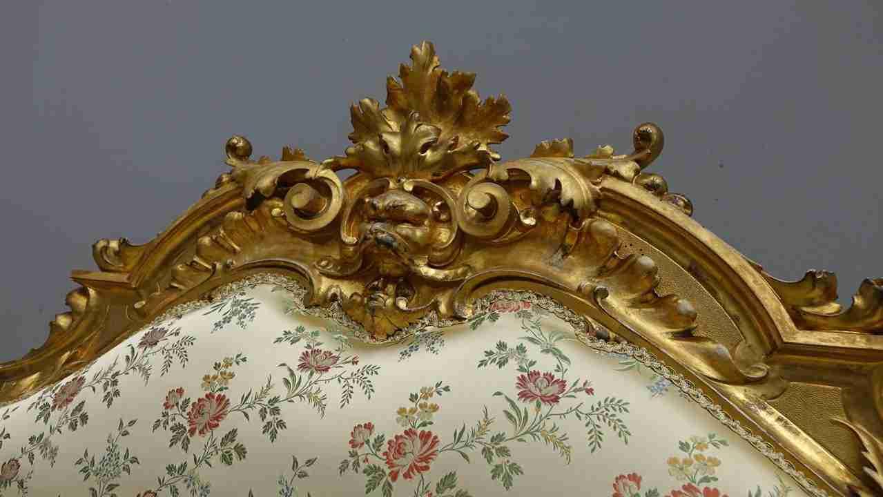 salotto l xvi antico foglia oro 22