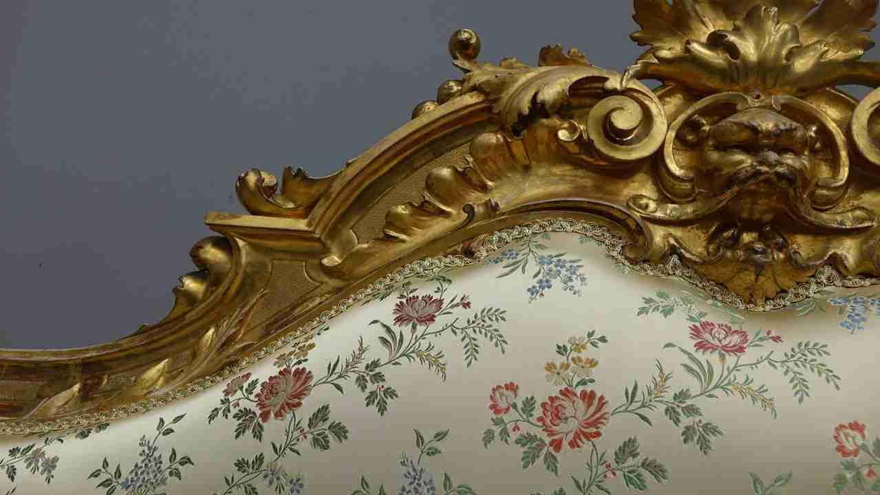 salotto l xvi antico foglia oro 25