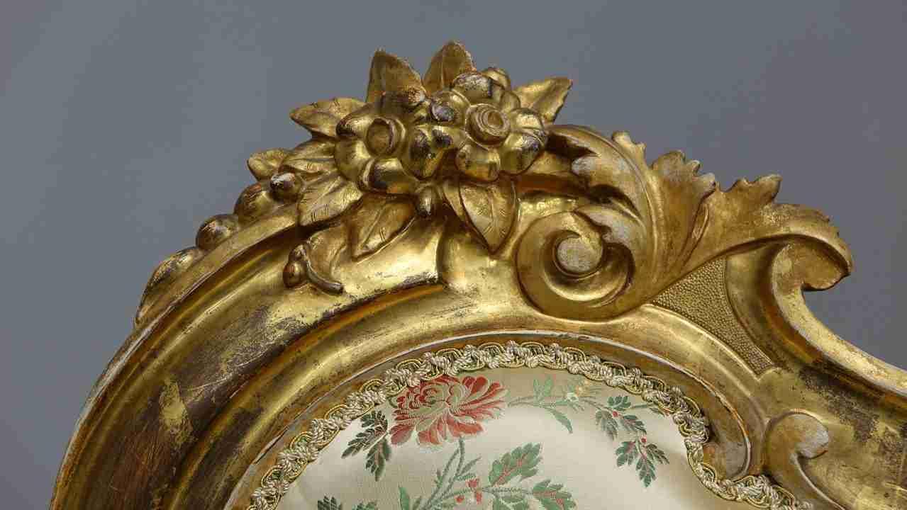 salotto l xvi antico foglia oro 33