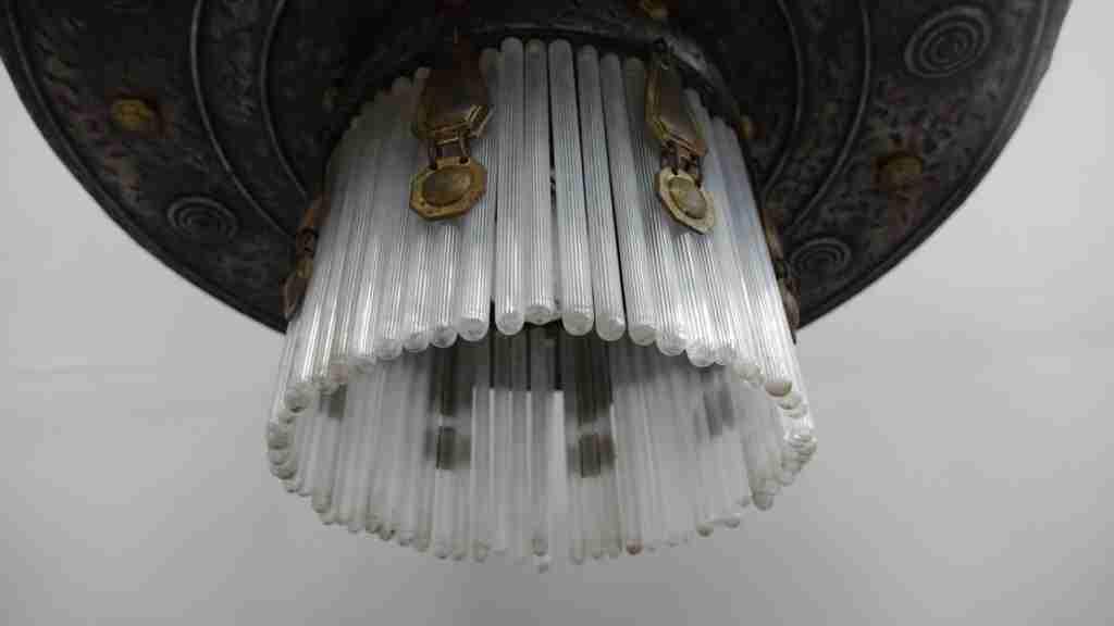 lampadario bugatti 6