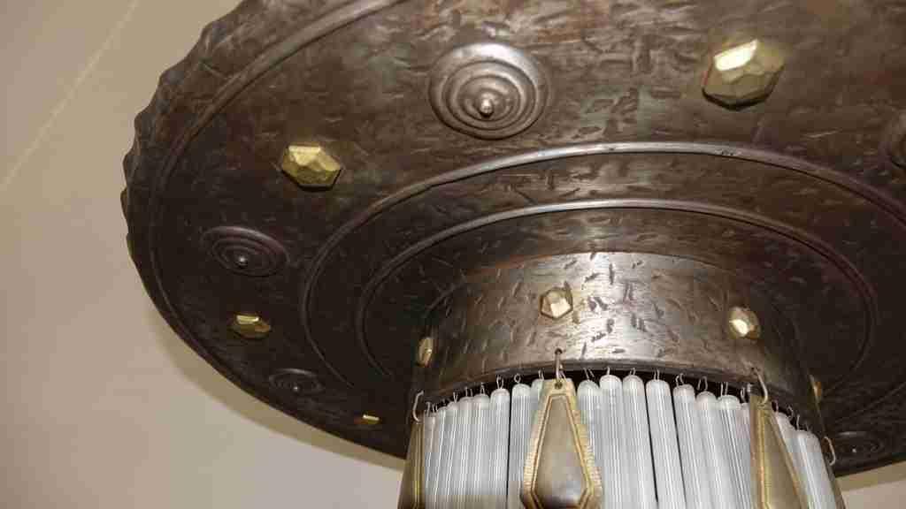 lampadario bugatti 7