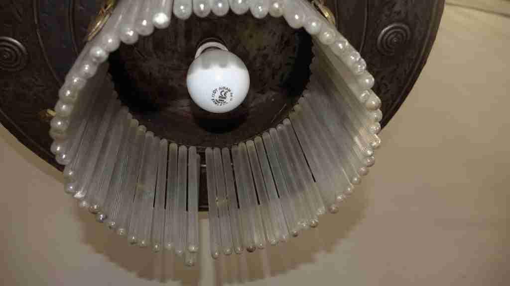lampadario bugatti 10