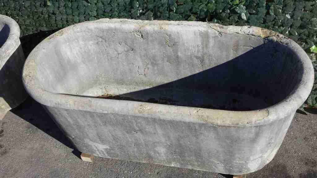 vasca pietra giardino 4