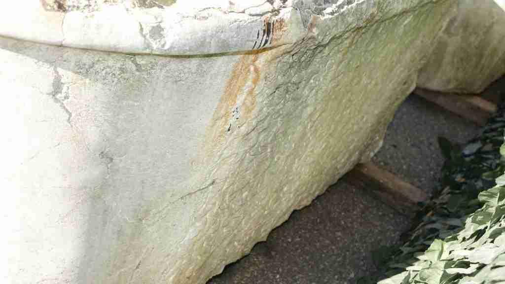 vasca pietra giardino 9