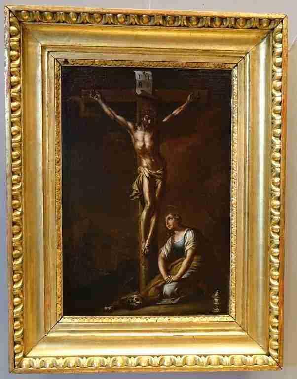 Dipinto Crocifissione 700 1