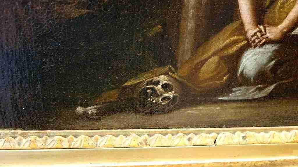 Dipinto Crocifissione 700 7
