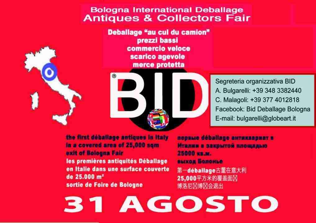 deballage international italia bologna gogna srl
