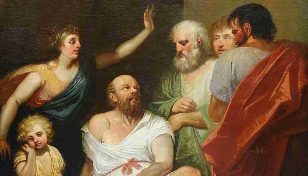 Dipinto olio su tela,  Aristotele 0460021