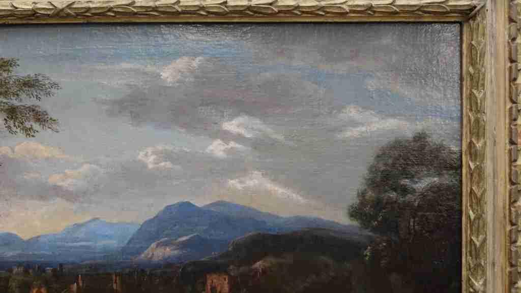 dipinto olio su tela 12