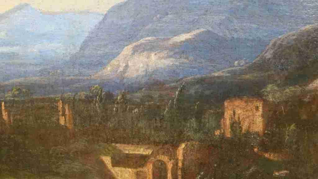 dipinto olio su tela 19