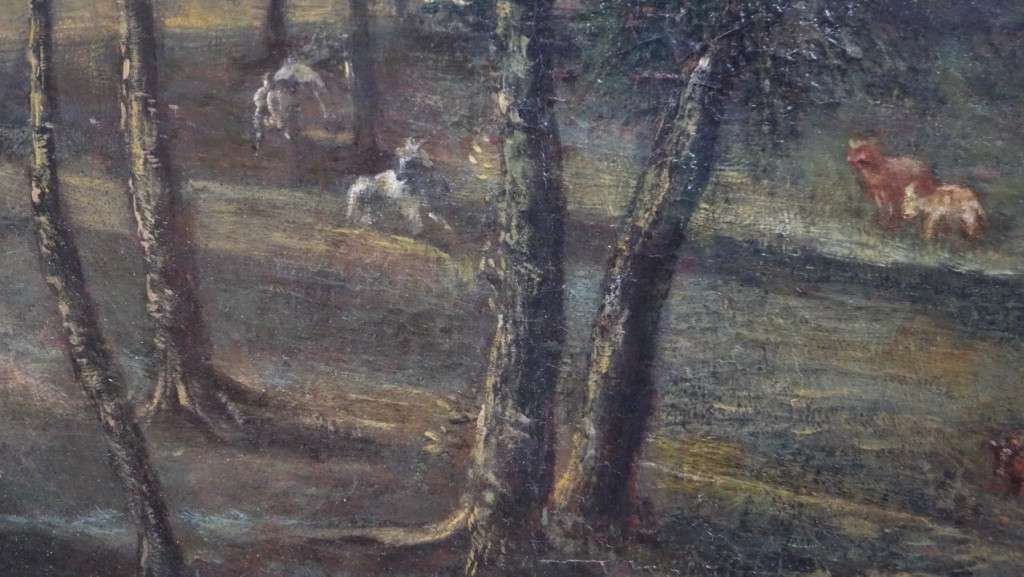 dipinto olio su tela 20