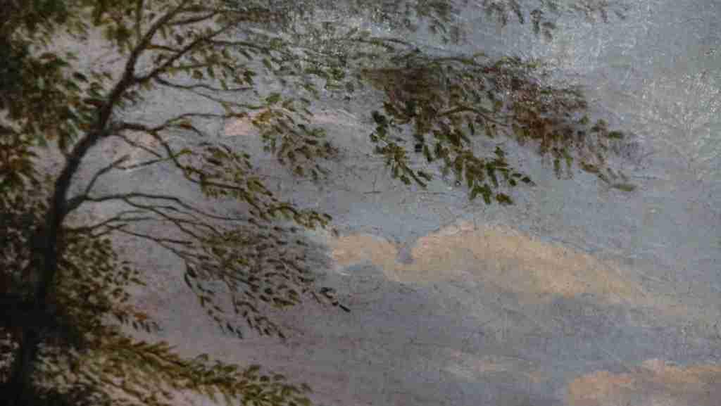 dipinto olio su tela 25