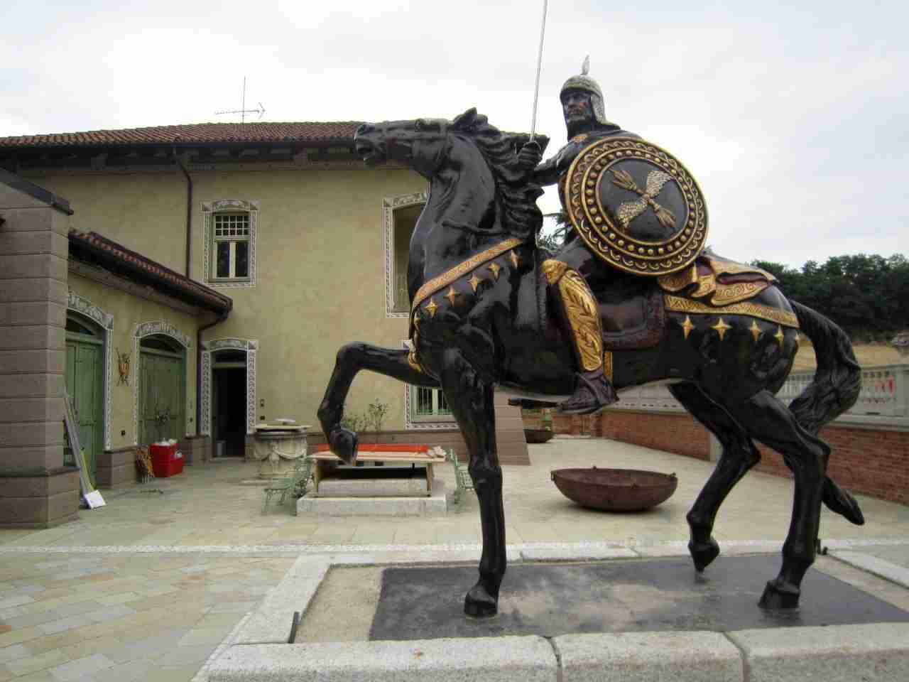 cavalo-in-bronzo