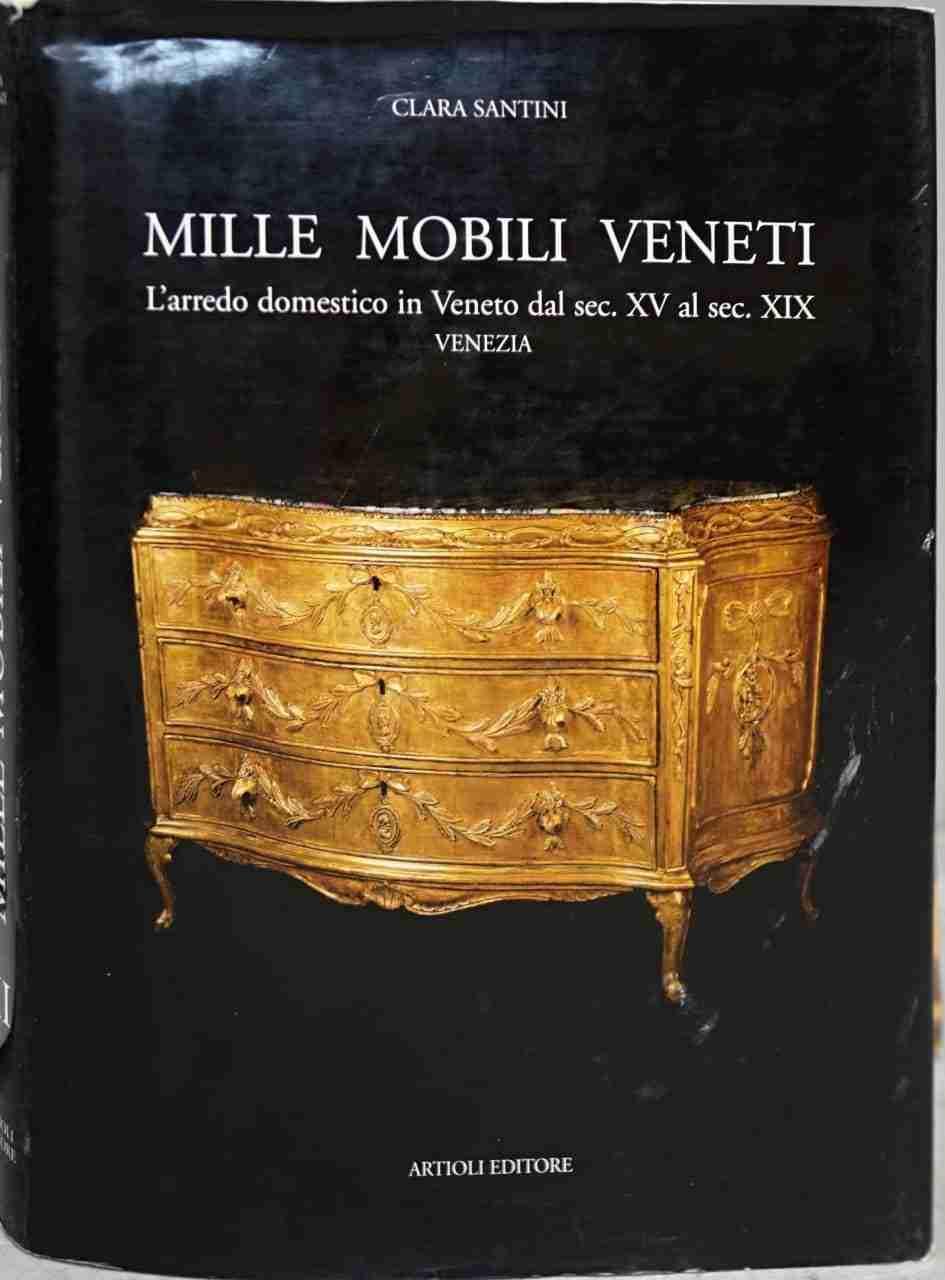 Specchiera veneziana attribuita a Domenico Rossetti 0560001 ...